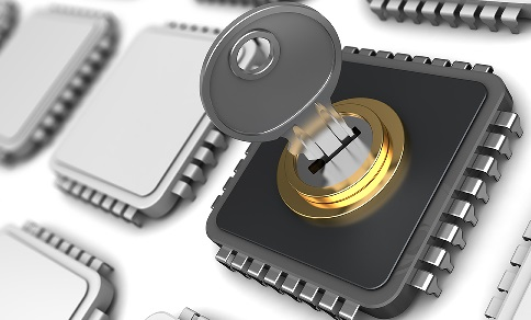 hardware encryption in Microgaming company